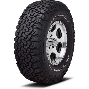 Summer Tyre BFGOODRICH All Terrain T/A KO2 LRE RWL 235/85R16 120 S
