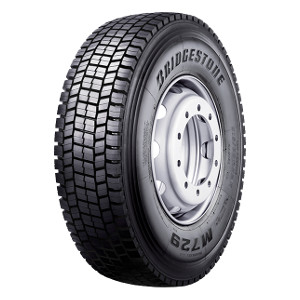 Summer Tyre BRIDGESTONE ZO M729 215/75R175 126M