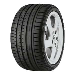 Summer Tyre CONTINENTAL ContiSportContact 2 MO 255/35R20 (97Y) Z