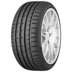 Summer Tyre CONTINENTAL ContiSportContact 5 AO 225/35R18 87 W
