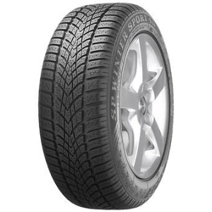 Winter Tyre DUNLOP WI WINTER 4D 235/55R19 101V V